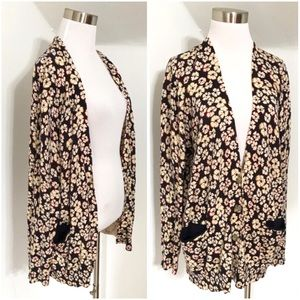 Marc By Marc Jacobs Floral Cardigan